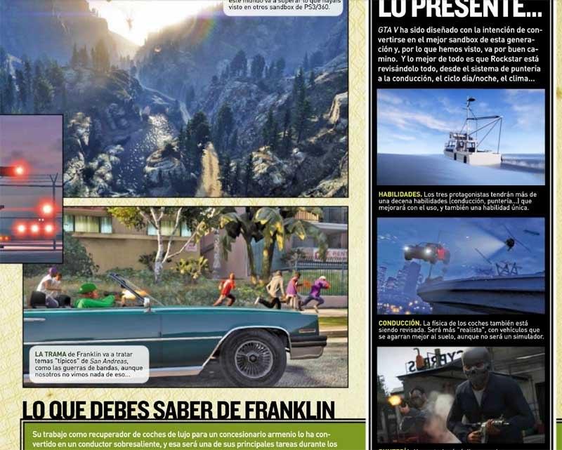 Новый скриншот GTA 5 или обман?