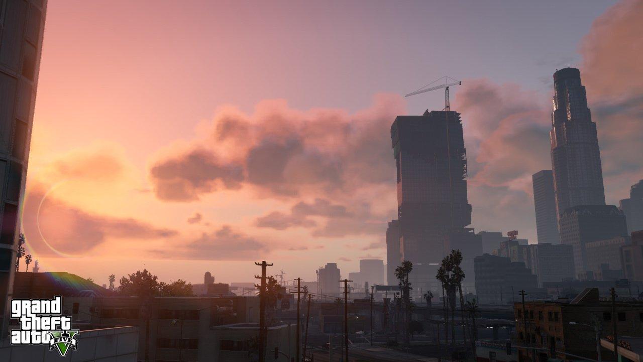 Новые скриншоты из GTA 5