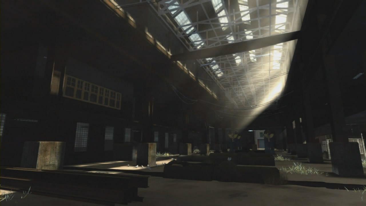 Заброшенный дом GTA 4