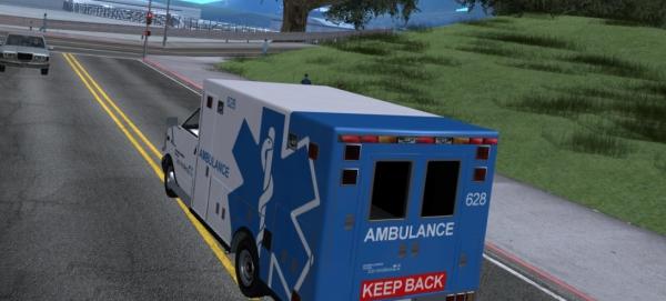 Ambulance для gta