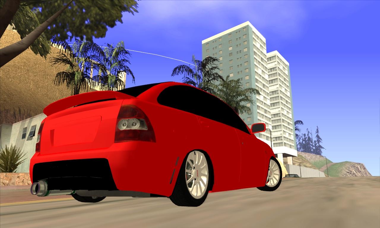 Ваз 2172 Sport (Лада Приора Спорт) для GTA San Andreas