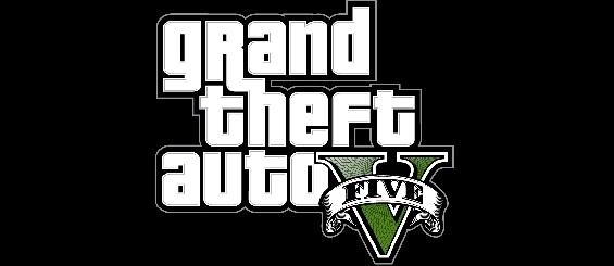 официальное лого GTA 5