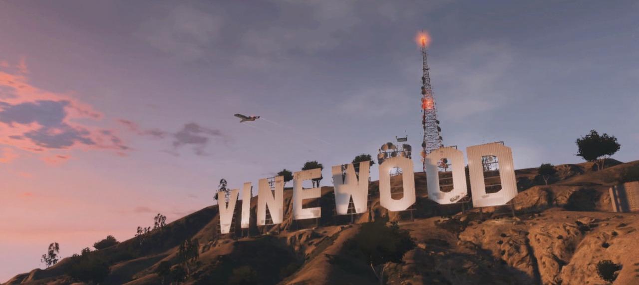 GTA 5 Vinewood