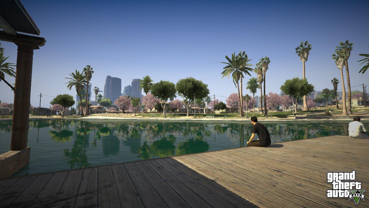 Общая информация о Grand Theft Auto 5