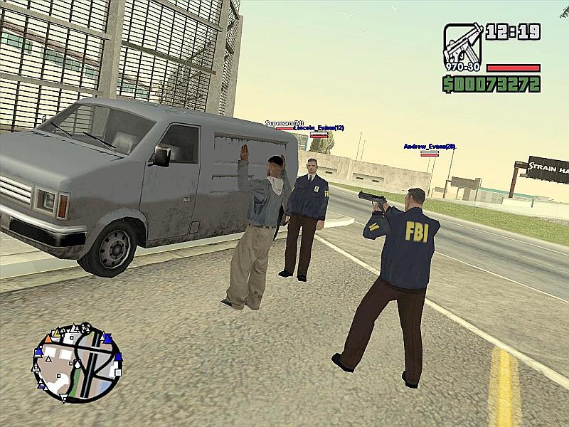 Онлайн Скачать Игру Гта Самп - фото 9